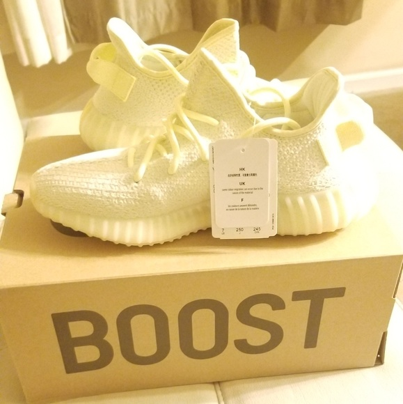 adidas Other - Yeezy Butter